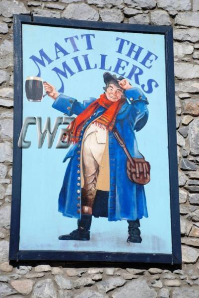 Kilkenny Pub Sign Art Print