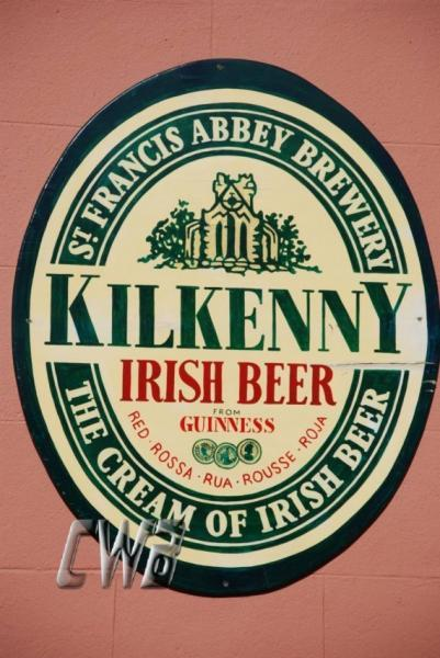 Guinness Pub Sign Art Print