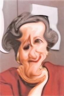 Katherine Meyer Graham Portrait Series