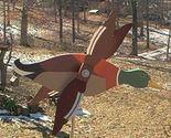 Whirligig, Wind Spinner  Handcrafted Mallard Duck