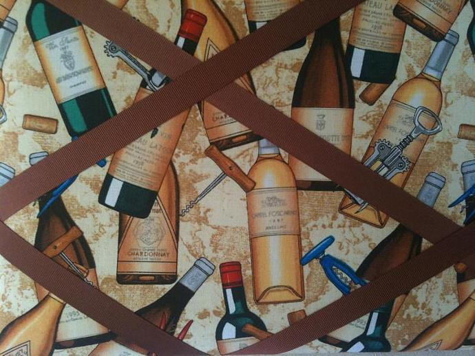 Pin Board/ Notice Board/ Memo Board/ Wine and Champange Bottles