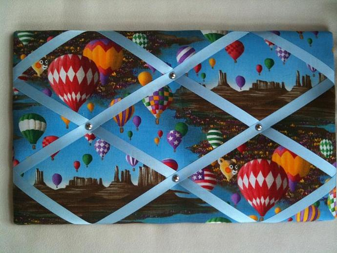 Pin Board/ Notice Board/ Memo Board/ Fantasy Balloon Flight
