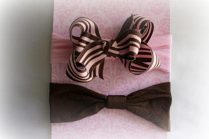 HEADBAND/   BOW SET