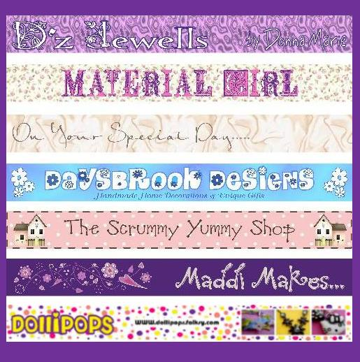 Banner for your shop