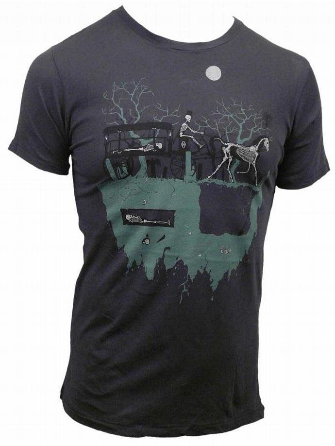 Men's Organic Hearse Shirt