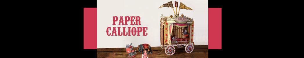 Original paper calliope banner 1