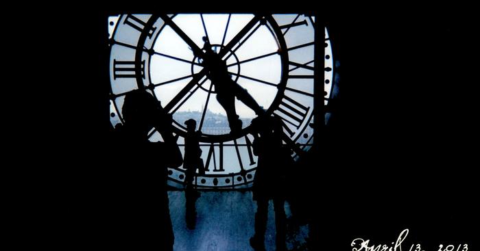 Original clock orsay frenchkissed