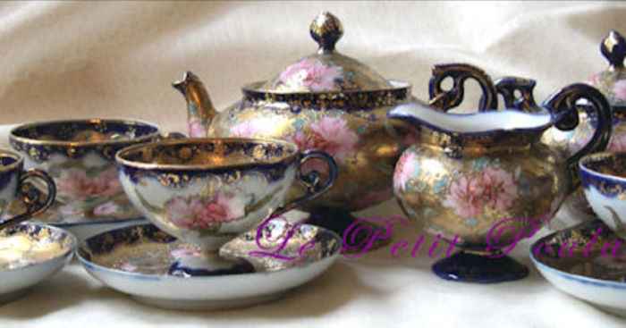 Original antiques japanese 19th tea set 07 wm