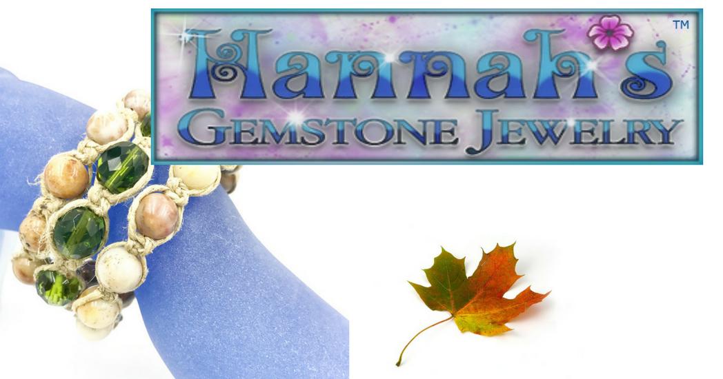 Original hannahs gemstone jewelry on zibbet  2