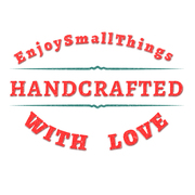 Profile enjoysmallthings handcrafted logo