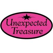 Profile unexpected treasure logo victory design  2