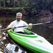 Profile kayak